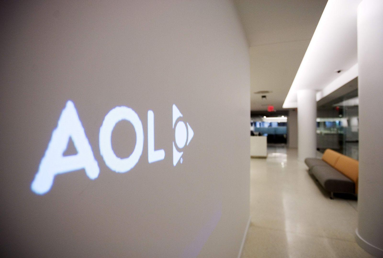 AOL / Gebäude / New York