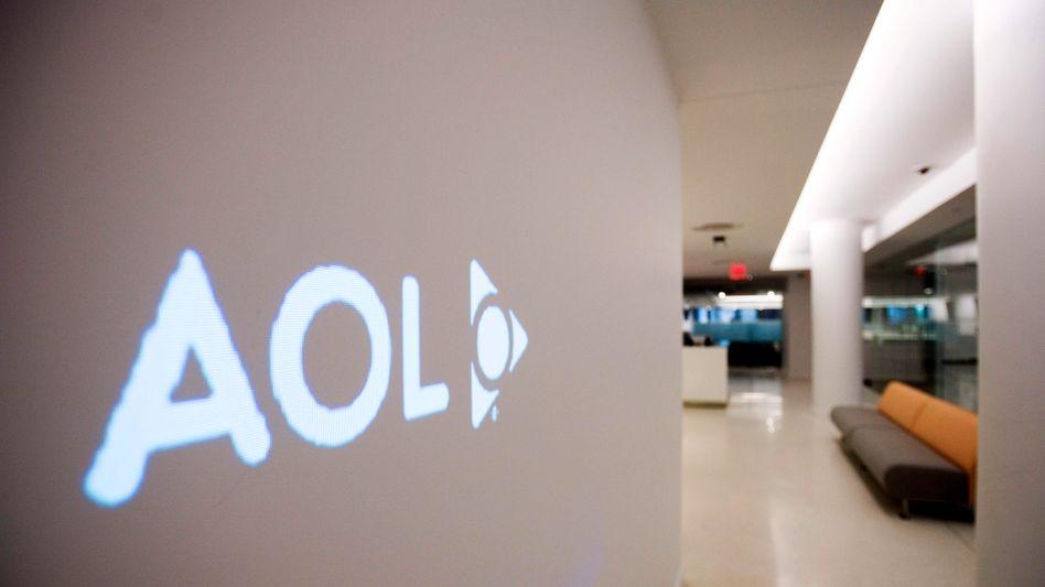 Logo von AOL: Größte Übernahme seit 2011