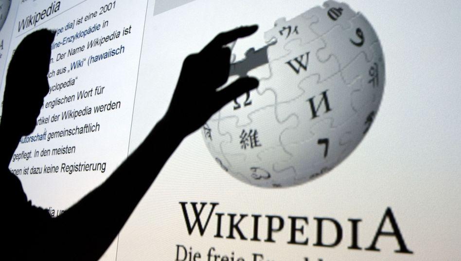 """Die Internet-Enzyklopädie """"Wikipedia"""" hat am 15. Januar 2021 Jubiläum: Sie wird 20 Jahre alt (Symbolbild)"""