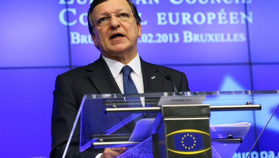 """EU-Kommissionspräsident Barroso: """"Die größte Freihandelszone der Welt"""""""
