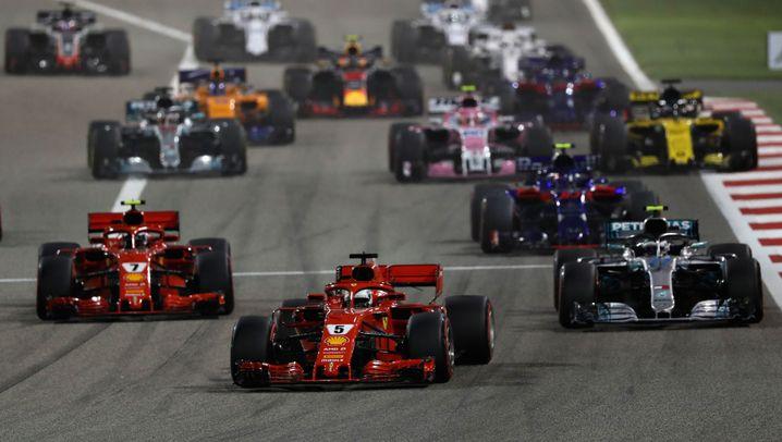 Vettels zweiter Saisonsieg: Getrübte Freude