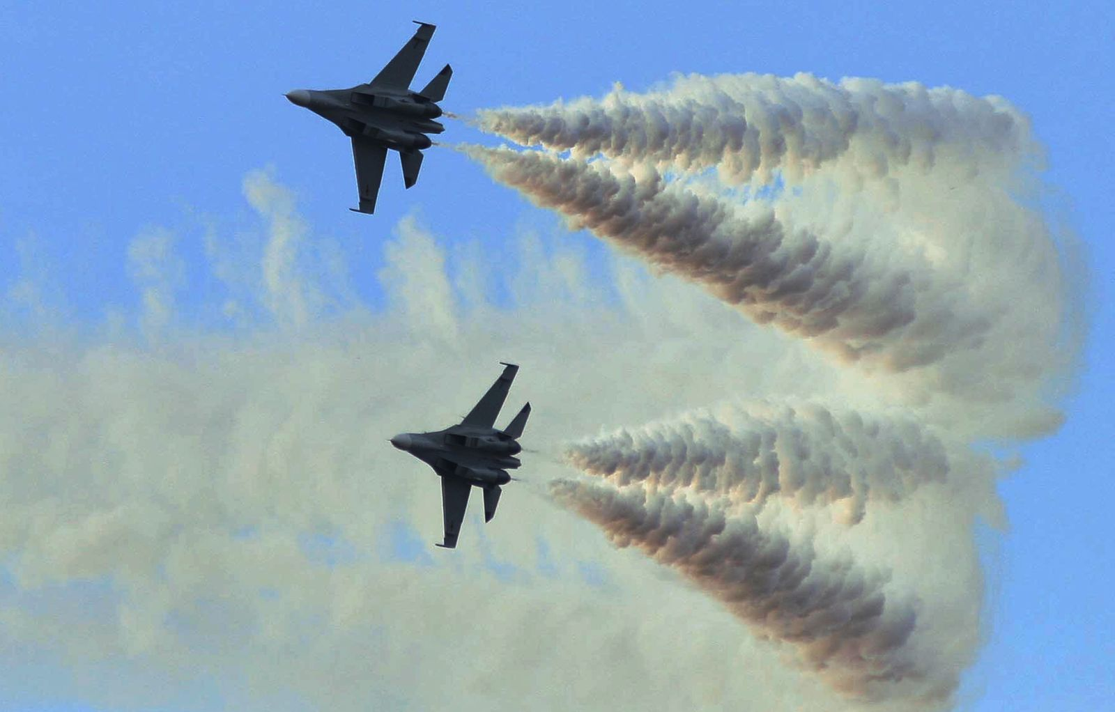 Suchoi Kampfflugzeuge