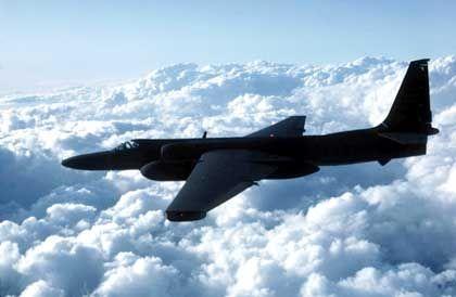 """Spionageflugzeug U-2: Mit der """"Dragon Lady"""" auf der Jagd nach Osama"""