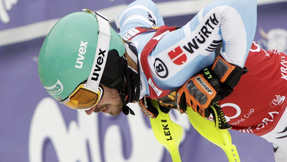 Ski-Rennfahrer Neureuther: Chance vertan