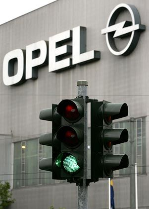 Opel's plant in Bochum, Germany, reopened for business on Thursday, seven days after its workers dropped their tools.