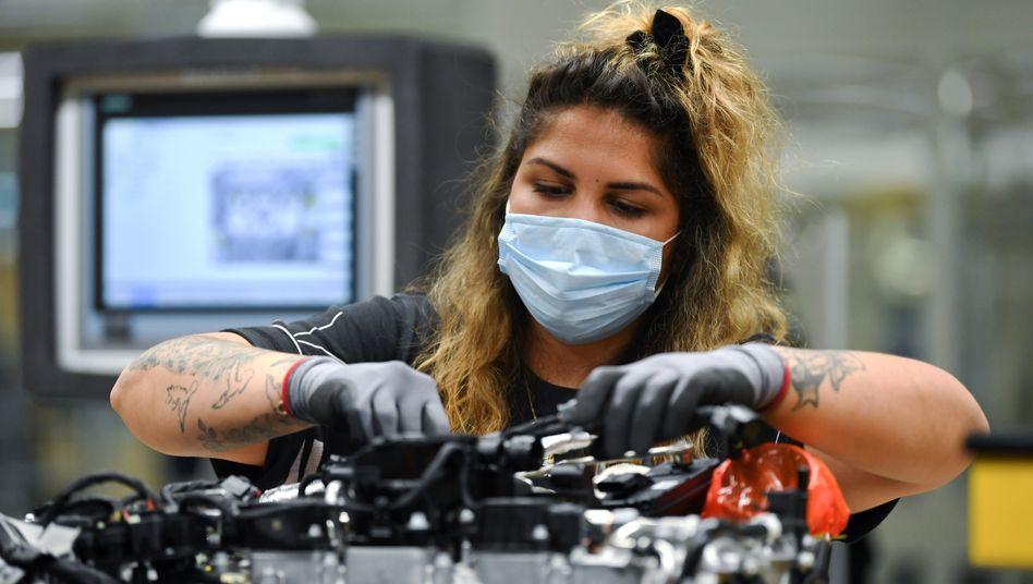Mercedes-Produktion in Bad Cannstatt: Ganze Modellreihen stehen zur Disposition