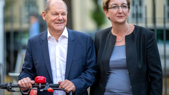 SPD: Diese Genossen wollen Parteivorsitzende werden