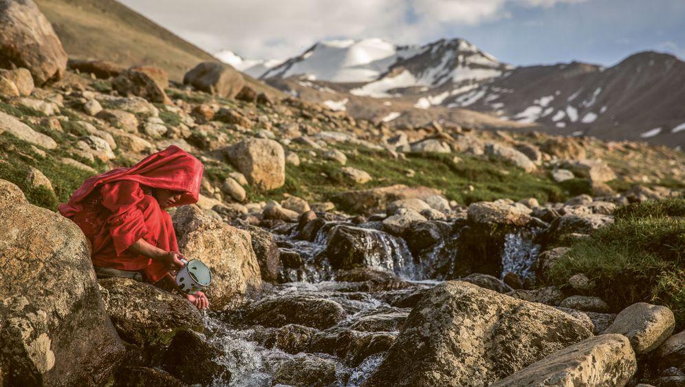 Mädchen in Afghanistan: »Ich wollte begreifen, wie Menschen es schaffen, in so einer extremen Umgebung zu leben«