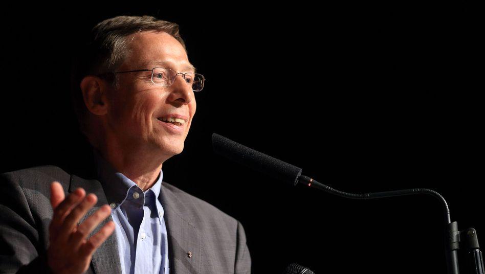 Designierter Bremer Bürgermeister Sieling: Rot-Grün steht