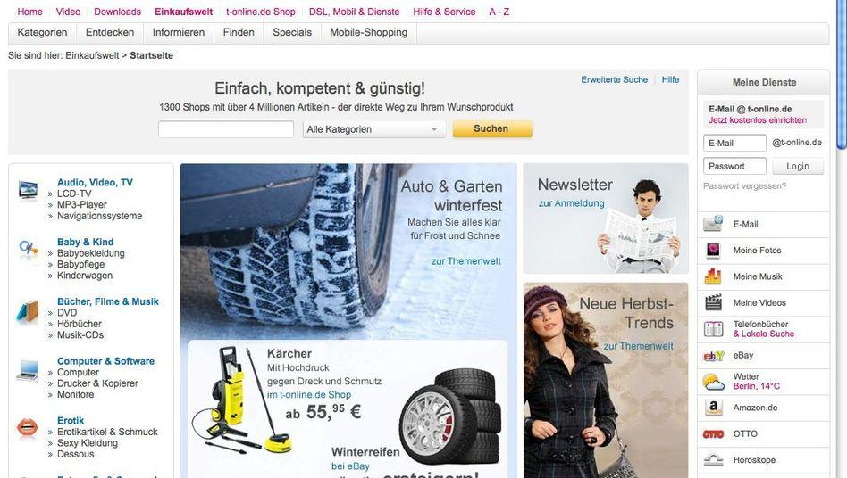 """Shopping-Portal von T-Online: """"Sie müssen in die Rolle des Users schlüpfen'"""""""