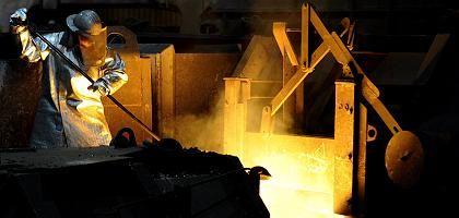 Stahlwerk: Aus optischen Gründen eine Vier vor dem Komma?