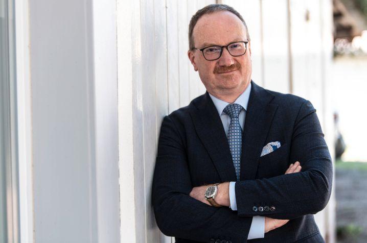 """Wirtschaftsweisen-Chef Lars Feld: """"Ich hoffe, dass man in den Kompromissen, die jetzt mit Österreich und anderen Ländern zu treffen sind, auch zu gewissen Auflagen kommt"""""""