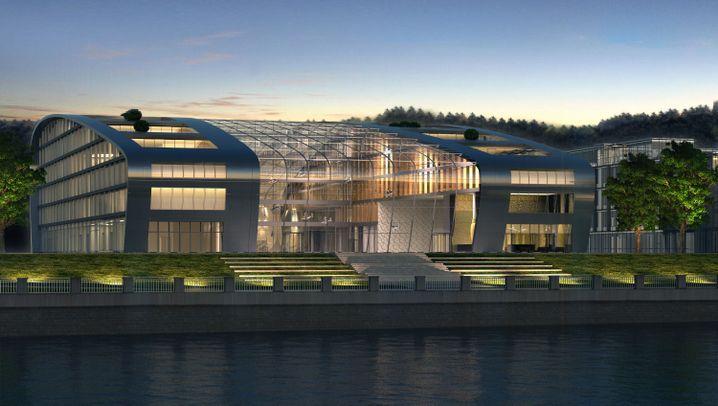 Kameha Grand: Bonns neues Fünf-Sterne-Hotel