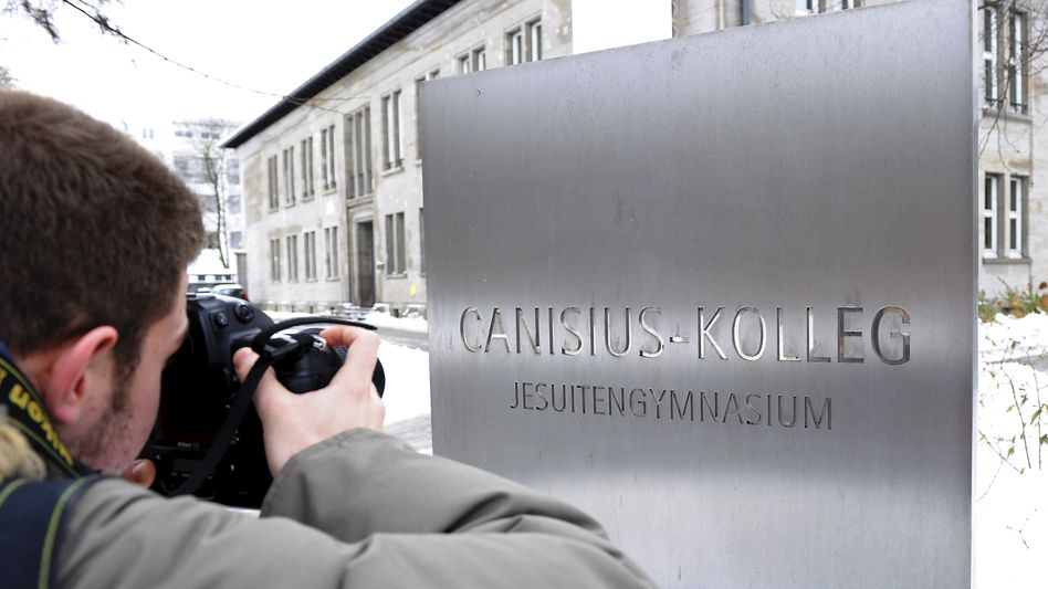 """Molest cases at Berlin's Canisius College Jesuit high school, where """"systematic"""" sexual abuse took place for years."""