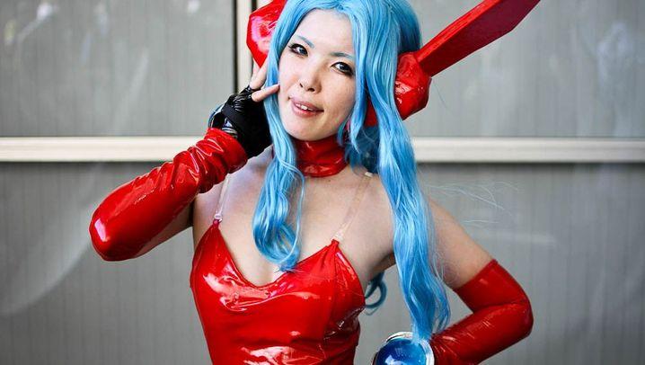 cosplay spieler nackt