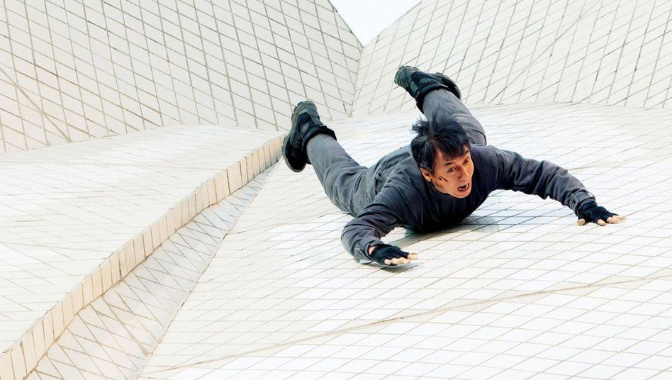 """Jackie Chan in """"Bleeding Steel"""""""