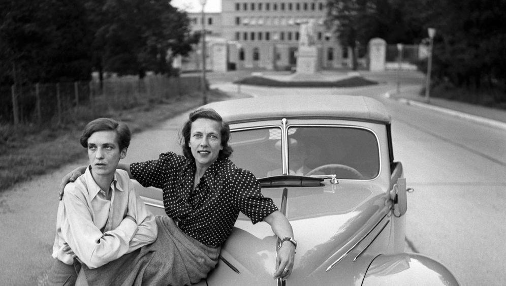 """Fotos von Annemarie Schwarzenbach: Reise in den """"Garten des Paradieses"""""""