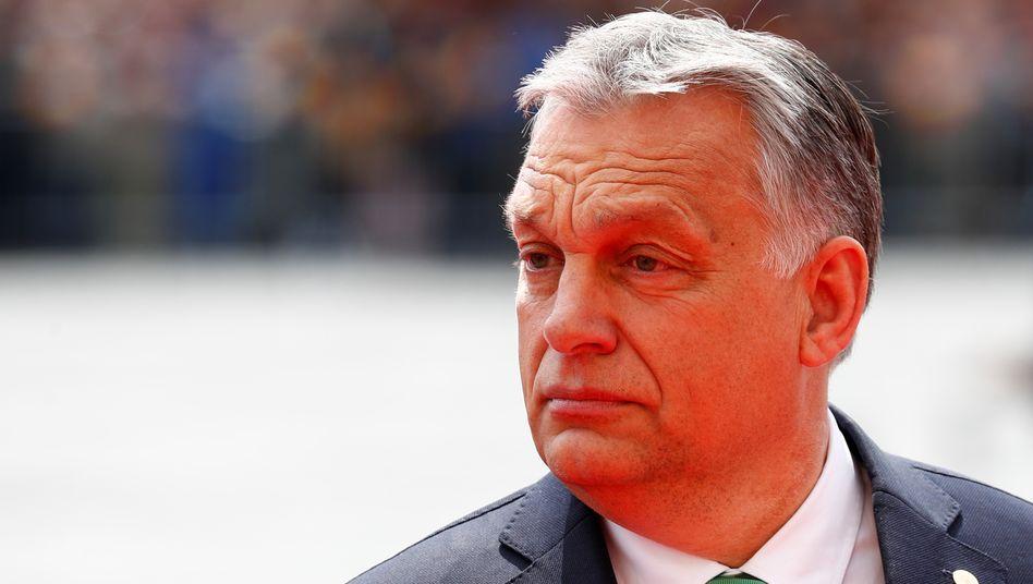 Ungarns Ministerpräsident Viktor Orbán: Gesetzesvorhaben würde ihm mehr Macht sichern