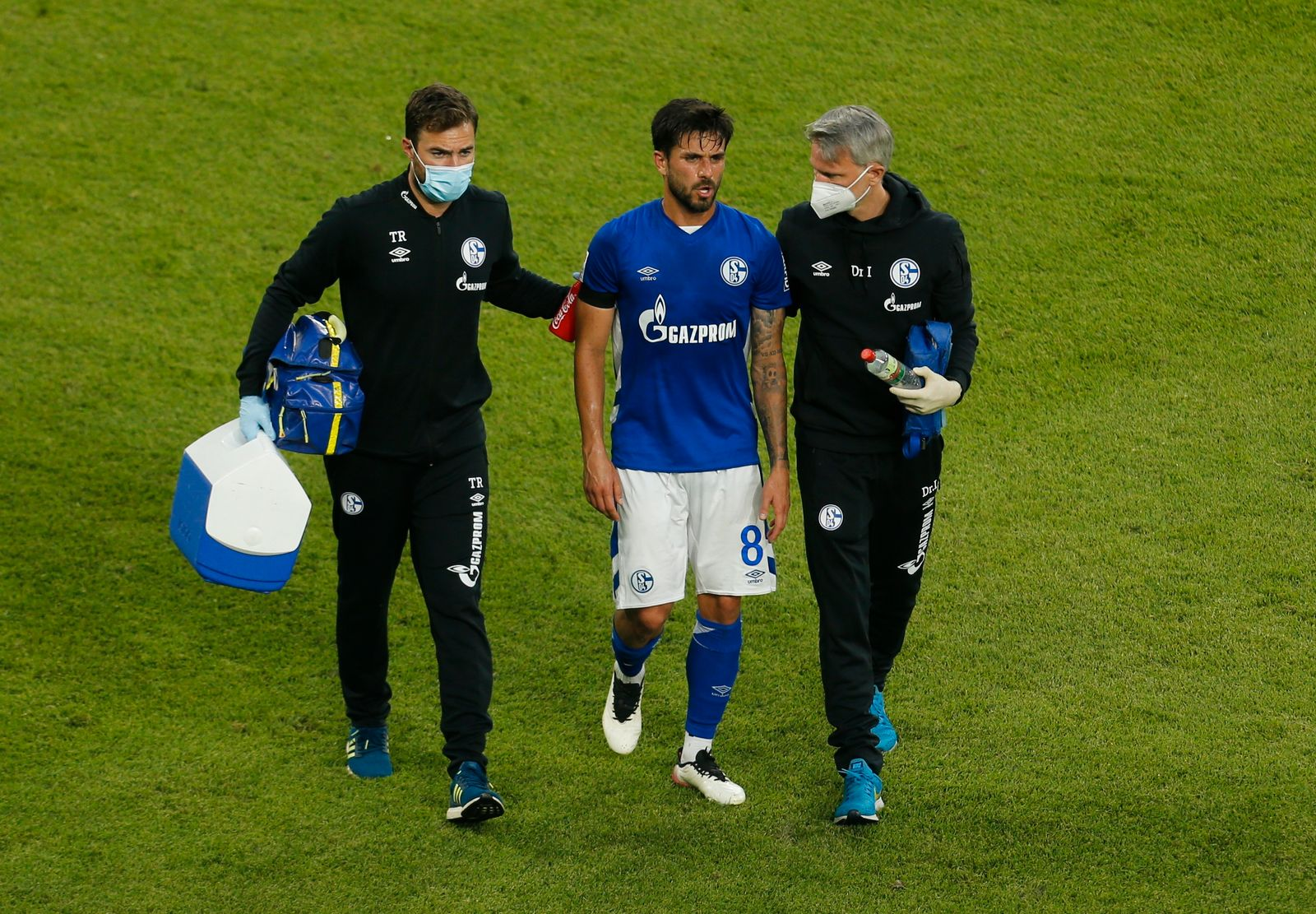 2. Bundesliga - Schalke 04 v Hamburger SV