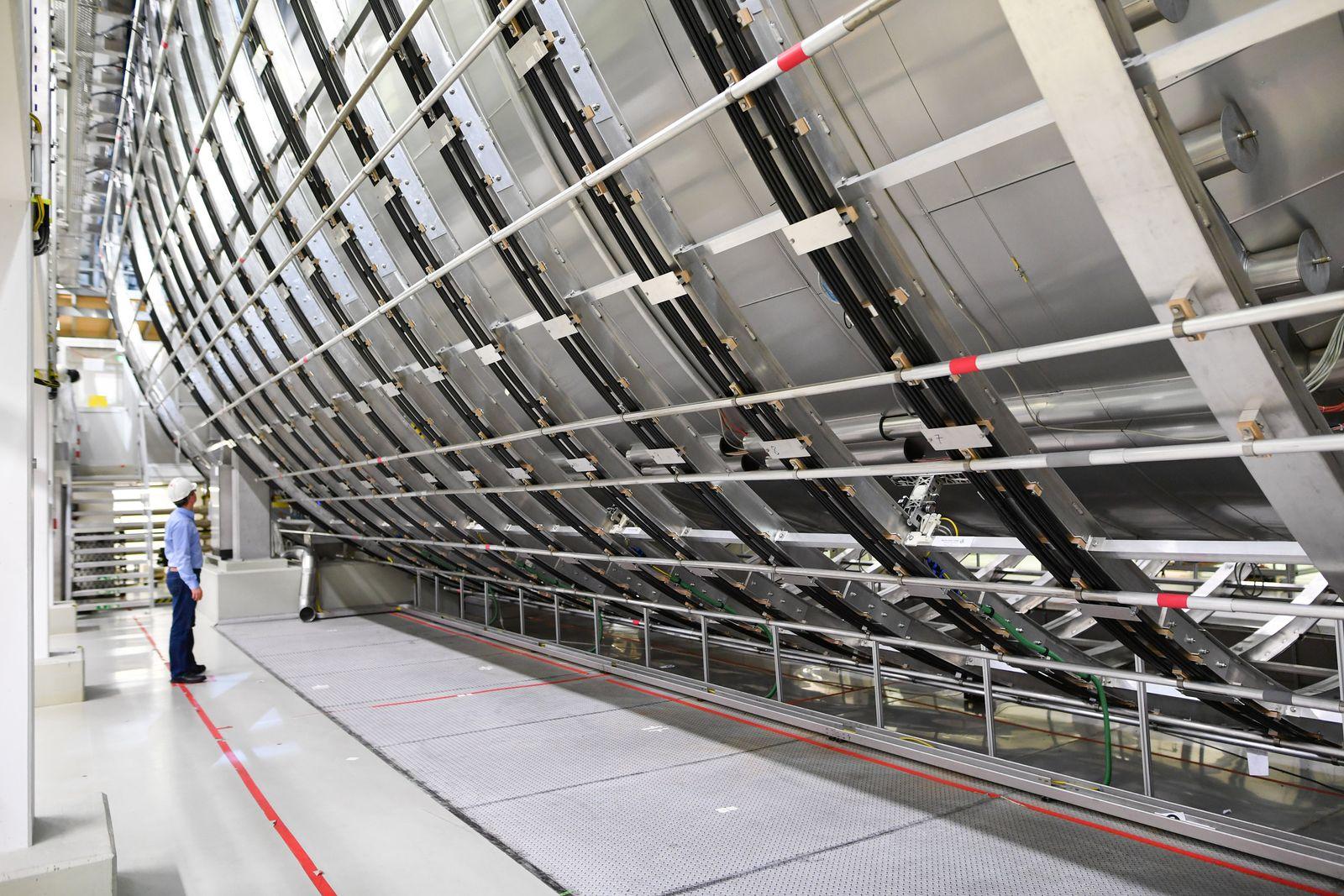 Experimente zum Wiegen von Neutrinos