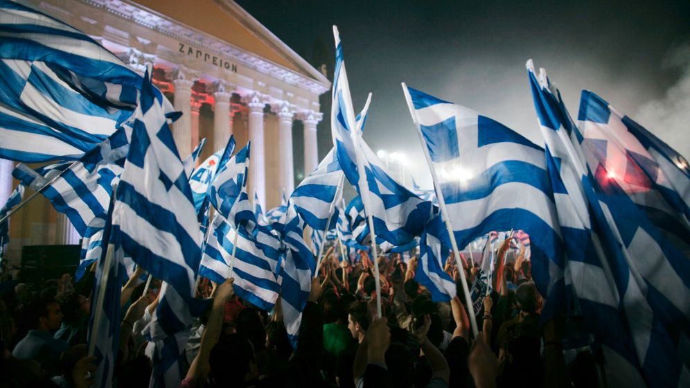 Photo Gallery: Time for a Sharp Grexit?
