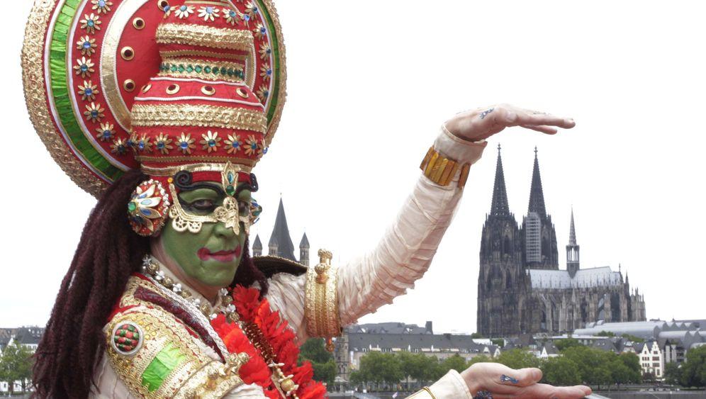 20. CSD in Köln: Frivoler Festzug