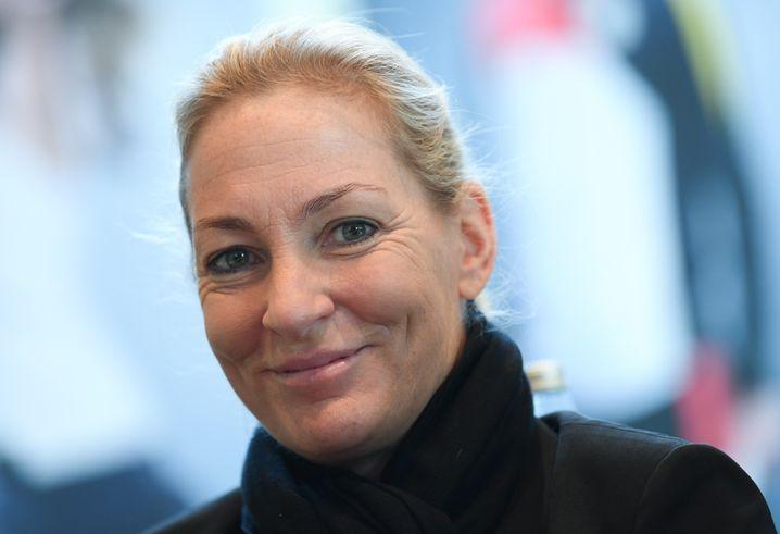 Barbara Rittner trainierte viele Jahre das deutsche Fed-Cup-Team
