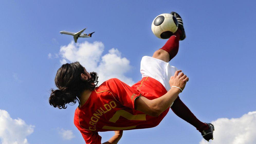 Fußballer und Umweltschutz: Wandel im Stadion