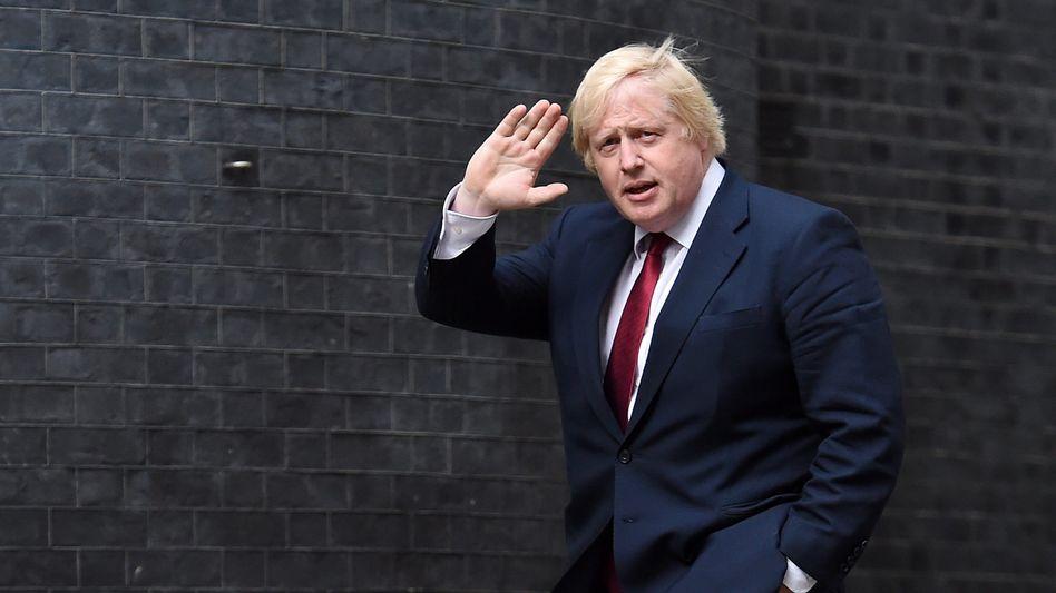 Boris Johnson: Plötzlich Top-Diplomat