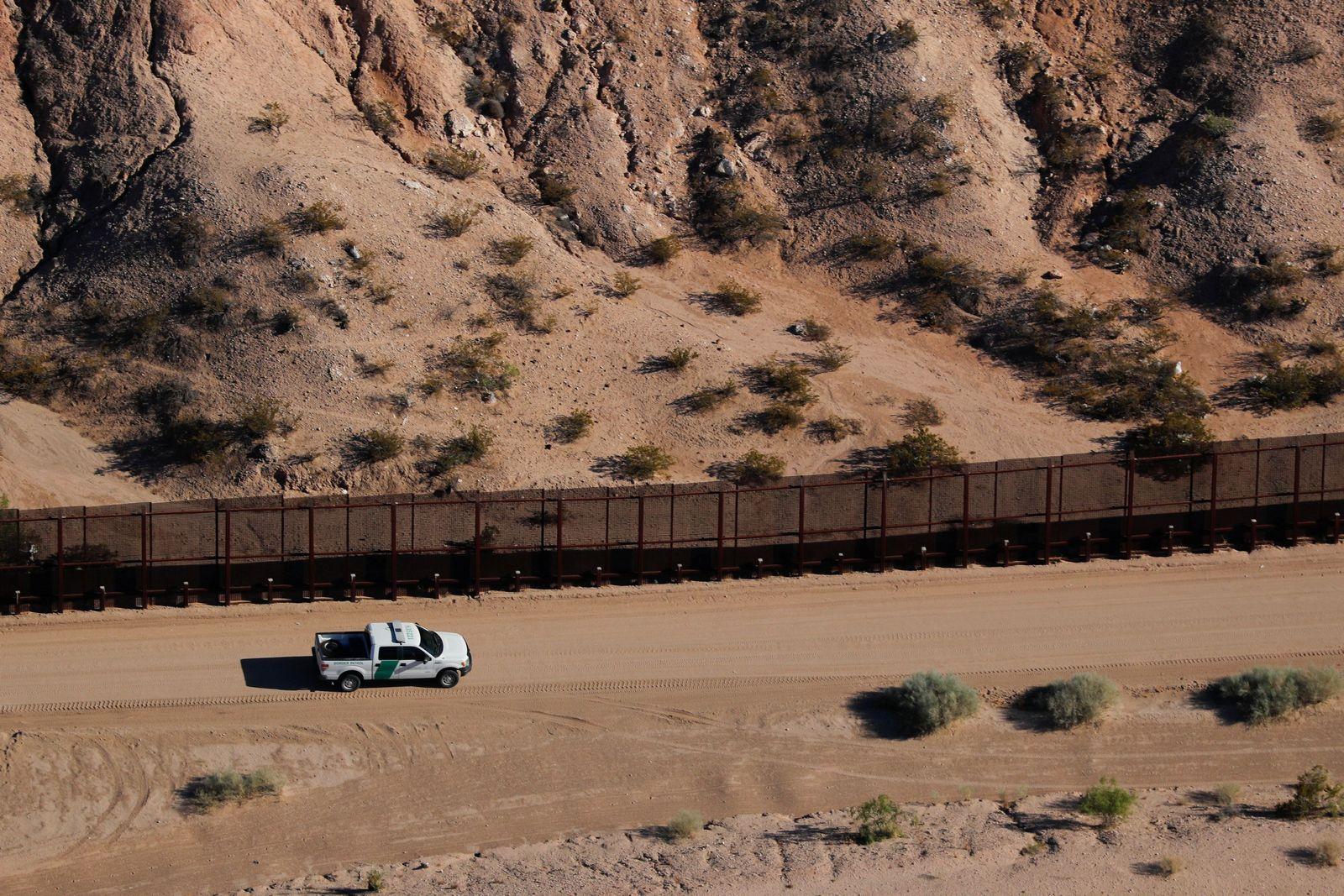 USA Grenze Mexiko