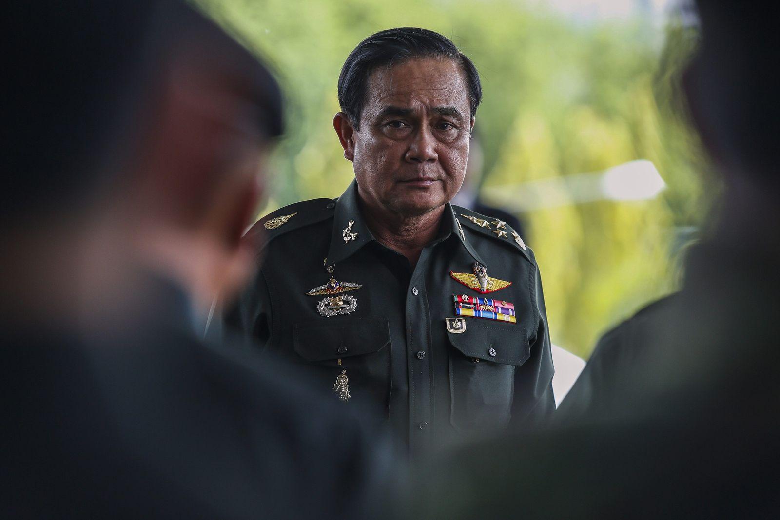 Thailand / General Chan-ocha
