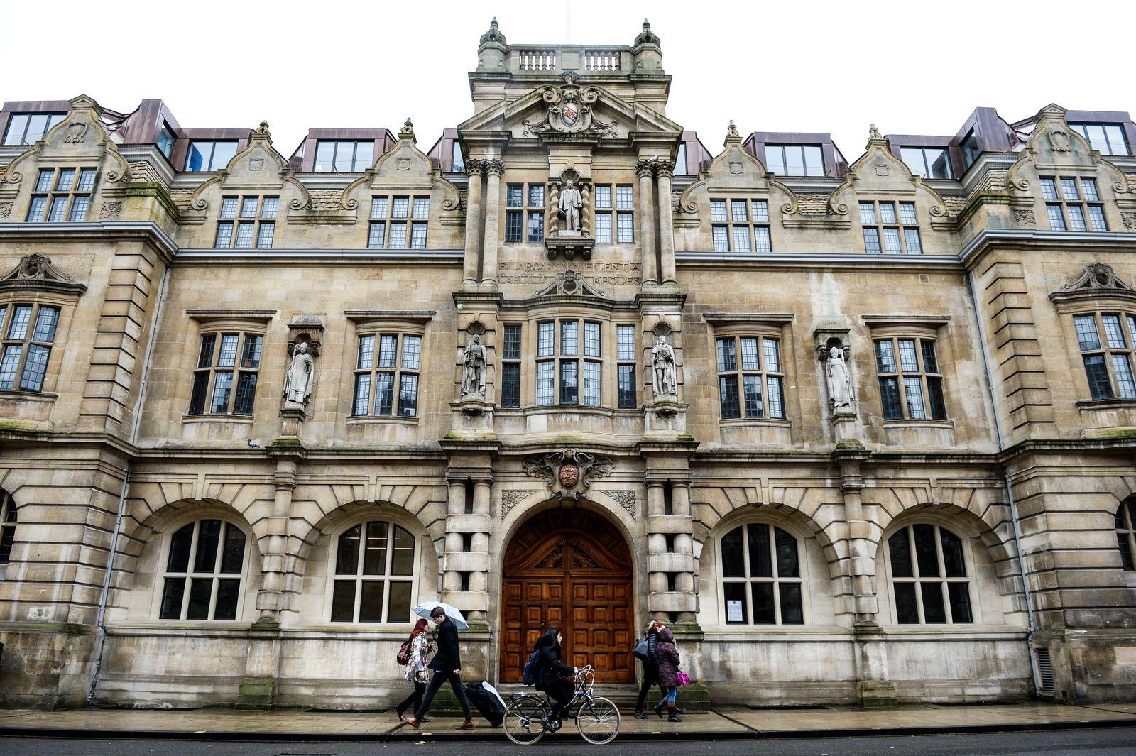 Oxford Universität / 10 beste Unis der Welt