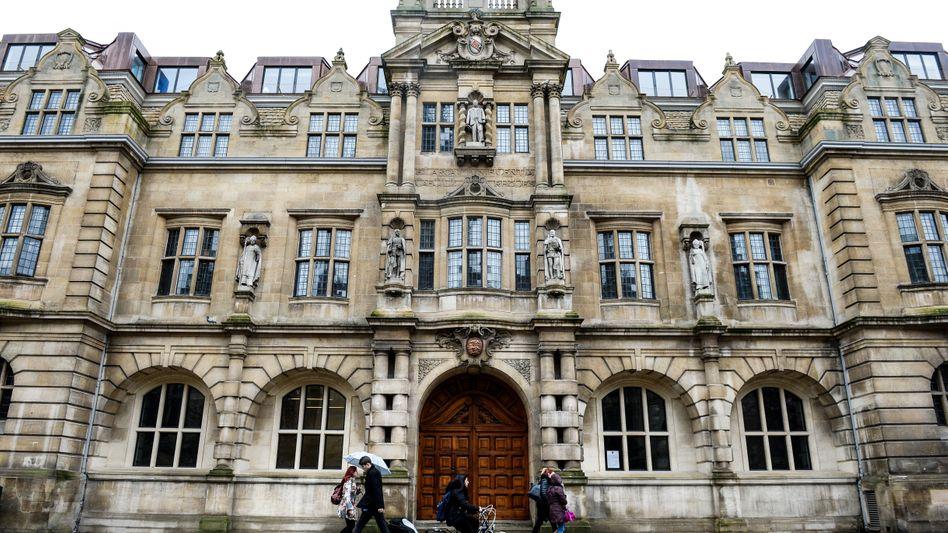 Das Oriel College der Universität Oxford (Archivbild 2016)