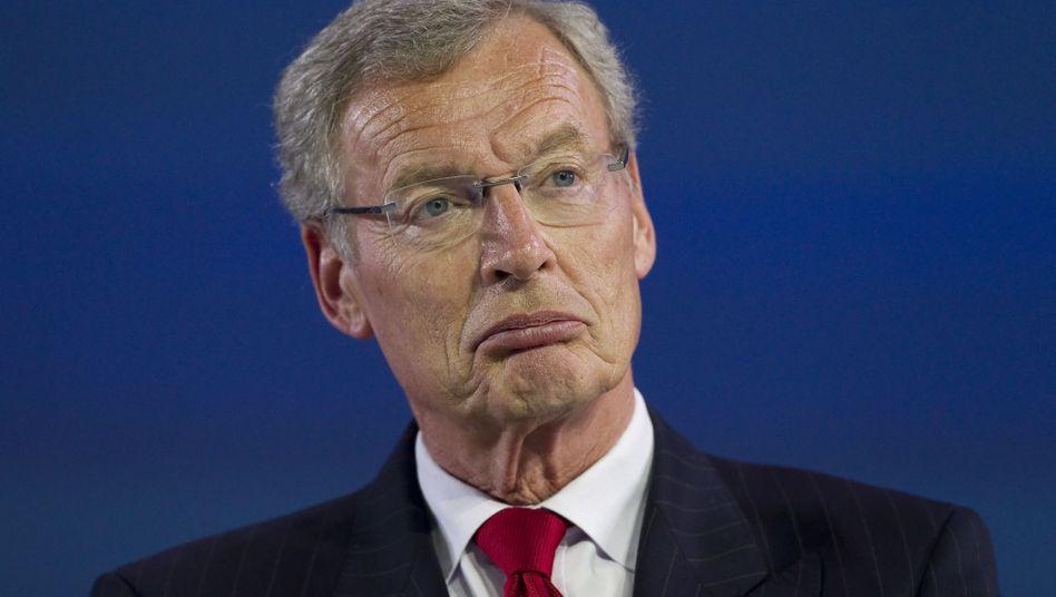 """Siemens-Aufsichtsratschef Cromme: """"Wäre gut, wenn es bald einen Nachfolger gäbe"""""""