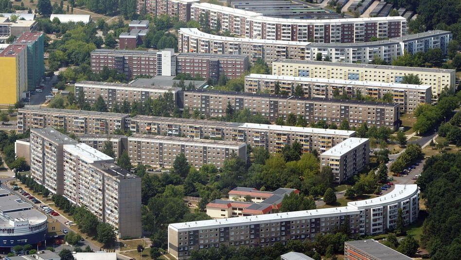 Plattenbauten in Gera: Eigentümer befürchten Kostenlawine durch Sanierungen