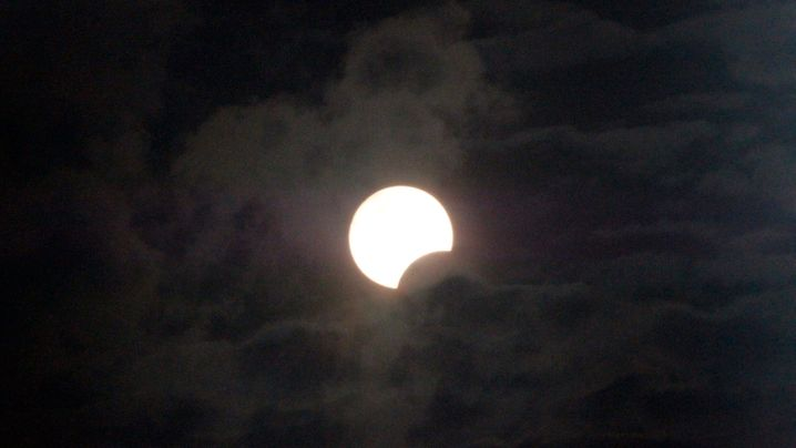 Sonnenfinsternis: Dunkelheit am hellichten Tage