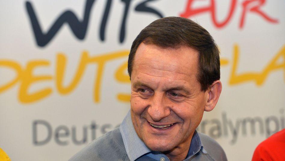 DOSB-Präsident Hörmann: Zufrieden mit 26 Medaillen