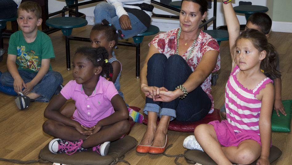 Kinder in kalifornischem Obdachlosenheim: Das Leid nimmt zu