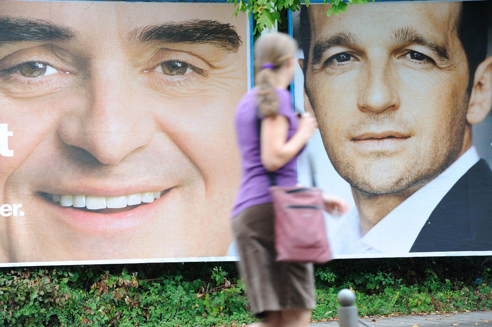 Landtagswahl Saarland Müller Maas