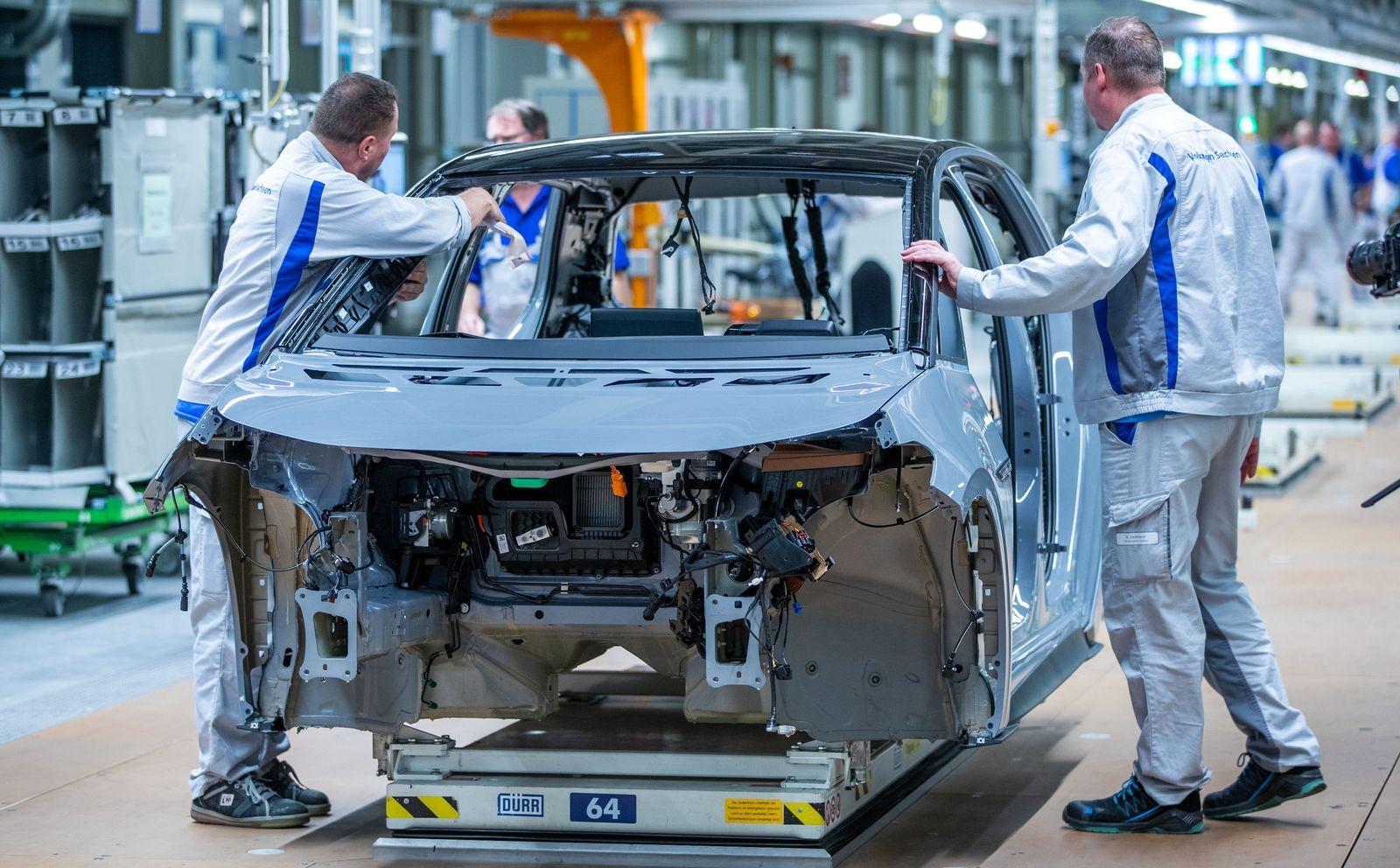 Volkswagen - Produktion des ID.3