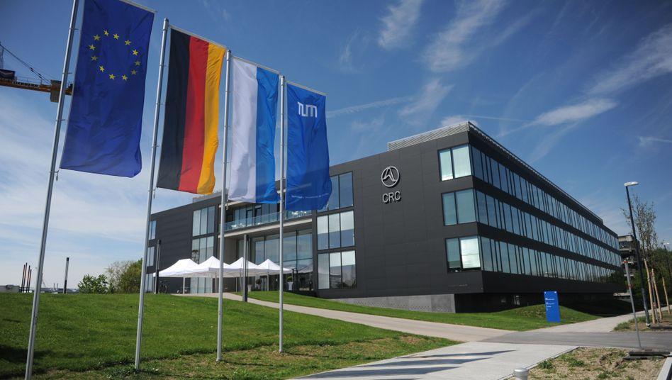 Katalysezentrum der TU München