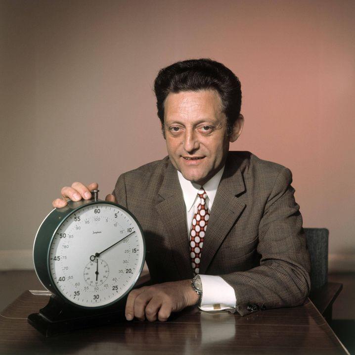 Hans Rosenthal: Ein personifiziertes Trotzdem