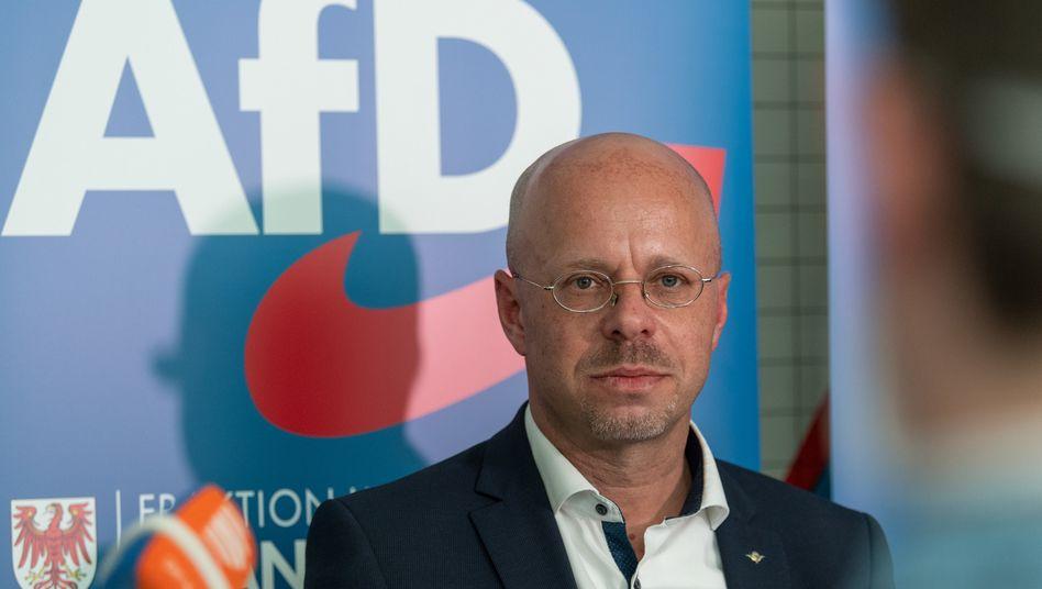 Andreas Kalbitz: einst in der AfD, derzeit parteilos