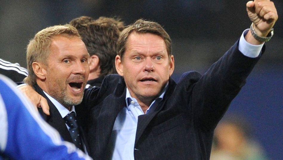 Trainer Fink, Sportchef Arnesen: Bald nicht mehr vereint beim HSV?