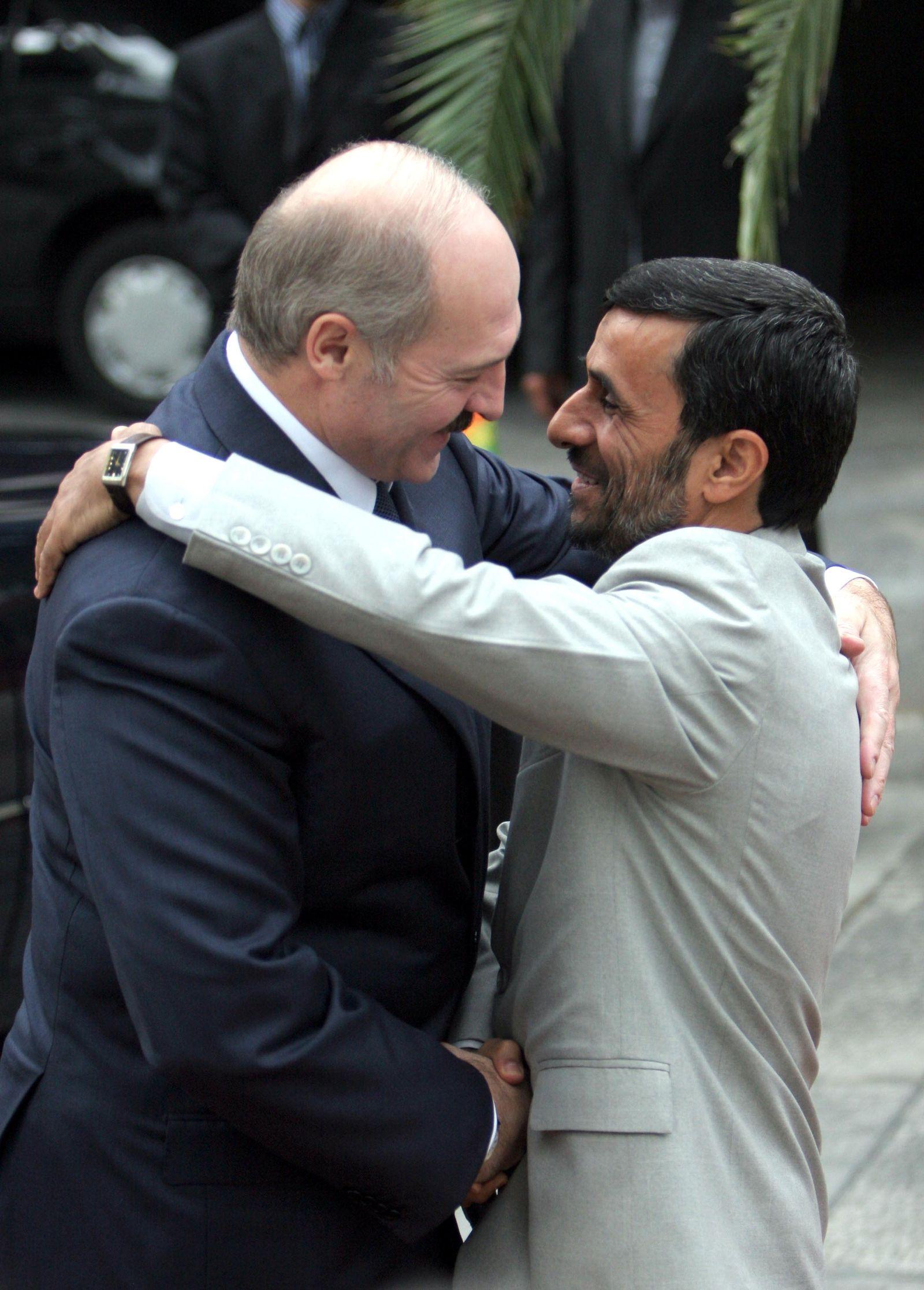 Ahmadinedschad / Lukaschenko