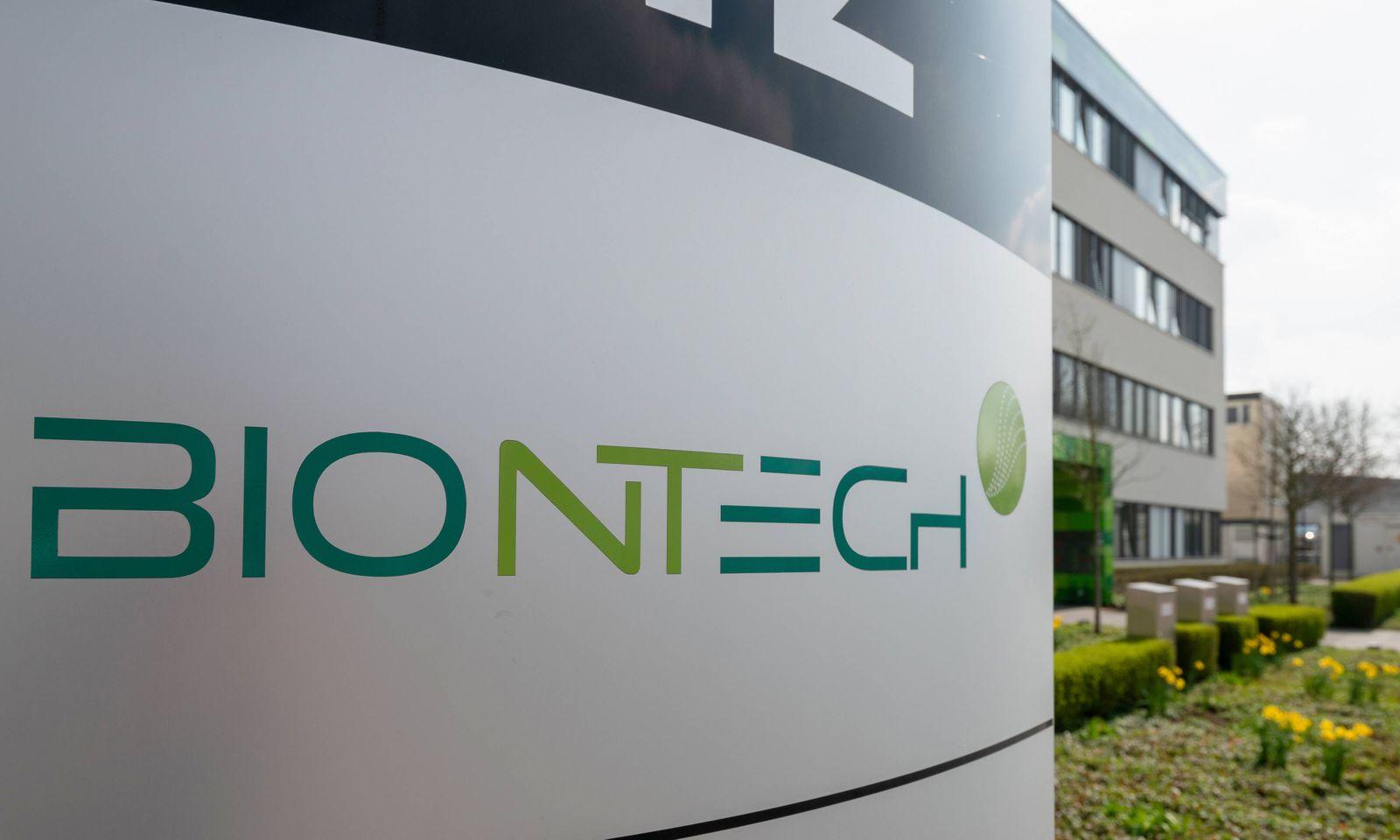 Feature Biontech 17.03.2020, Mainz: Biontech, der Mainzer Spezialist für Immuntherapien, legt im weltweiten Kampf gegen