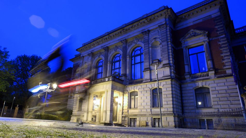 Staatskanzlei in Magdeburg