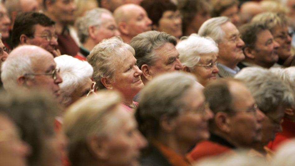 Senioren: Extrem hohes Alter keine Seltenheit mehr