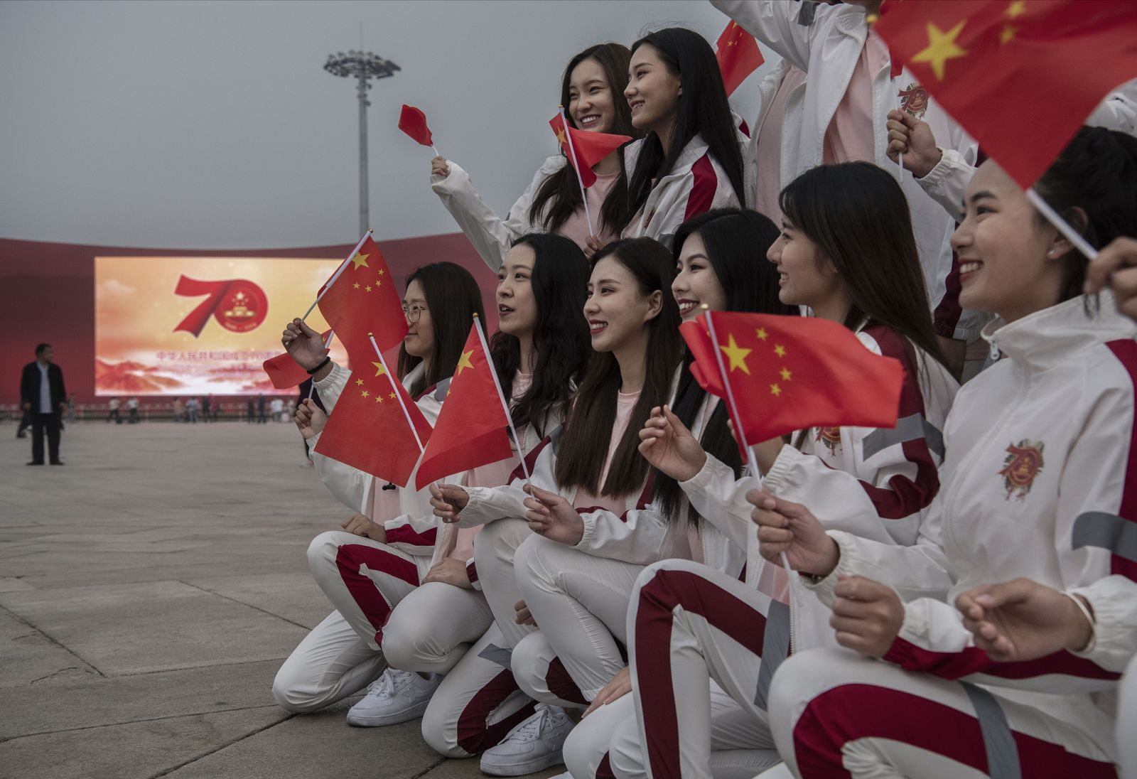 Peking / Tinanmen-Platz