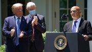 Experten kritisieren Trumps Impfstoff-Projekt